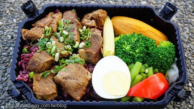 米麴味噌燉牛肋餐盒