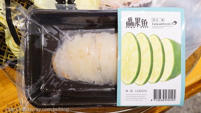 鱻果魚生魚片