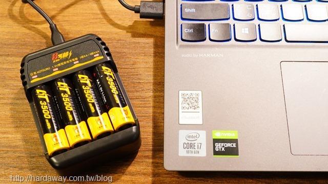 日本KOTSURU 3號可充式1.5V鋰電池