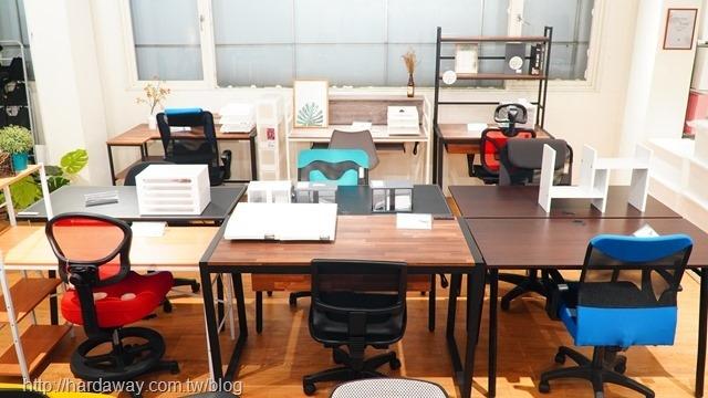 凱堡家居門市人體工學電腦椅