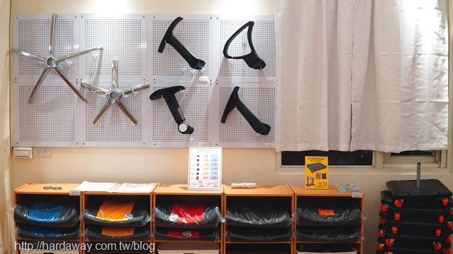 凱堡家居客製化人體工學電腦椅