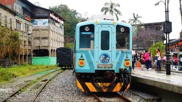 進化101列車