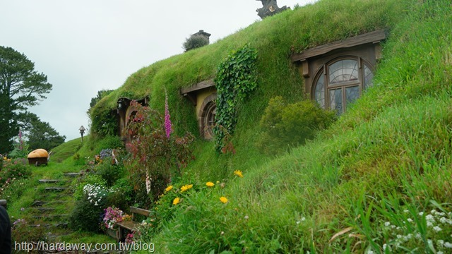 紐西蘭哈比村