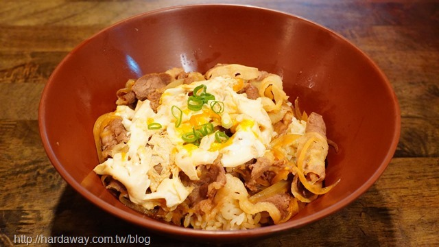 築也日本料理牛肉蓋飯