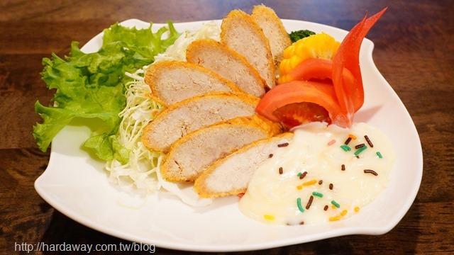 築也日本料理魚卵沙拉
