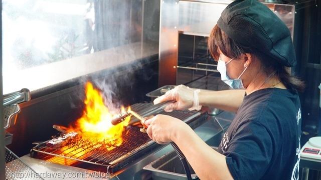 牛丁次郎坊大里東榮店餐點