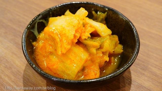 牛丁次郎坊牛丁黃金泡菜