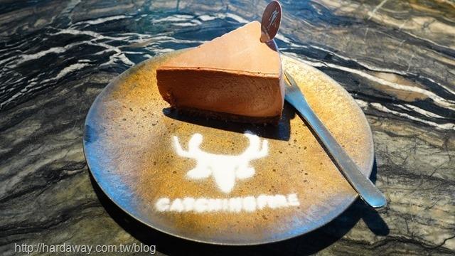 燧人炊事巧克力生乳蛋糕