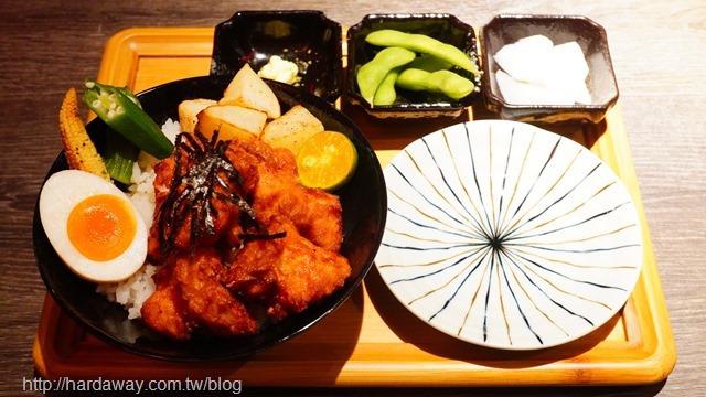 大河屋日式唐揚雞肉