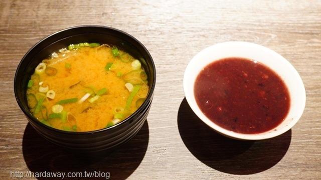 紫米紅豆湯