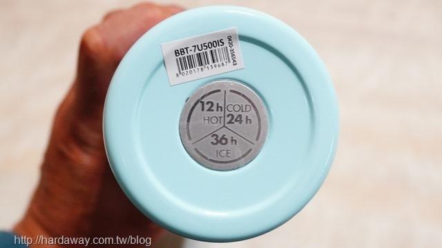 BUGATTI保溫瓶保溫能力