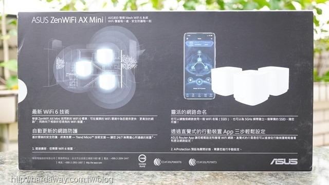 Asus ZenWiFi AX Mini AX1800