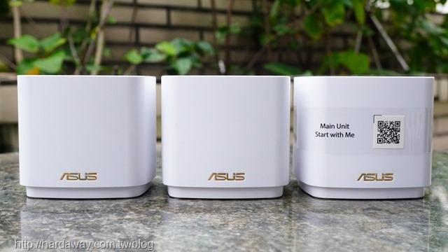 Asus ZenWiFi AX Mini AX1800 WiFi6 Mesh雙頻系統