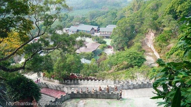 台灣偽出國景點
