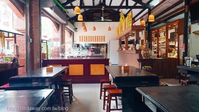 台灣萬里長城御膳坊咖啡廳
