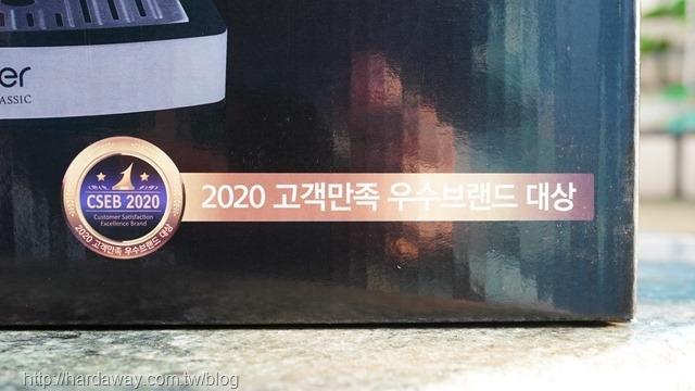 韓國Brand Awards優秀品牌大獎