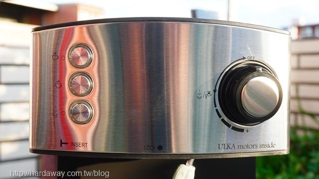 Osner YIRGA CLASSIC半自動義式咖啡機