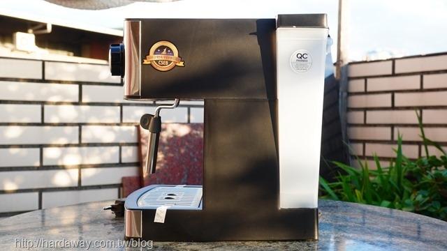 義式咖啡機