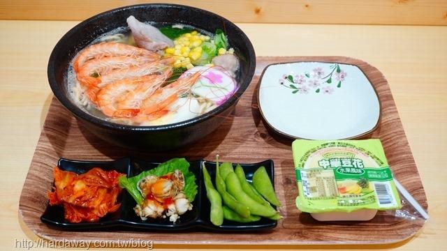 極鮮白蝦鍋燒