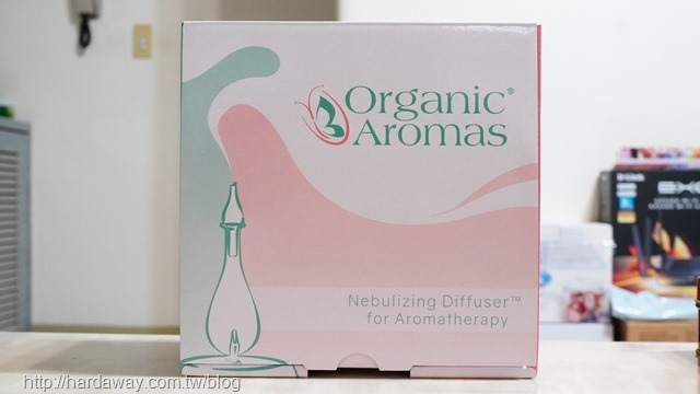Organic Aromas有機香氛擴香儀-富裕