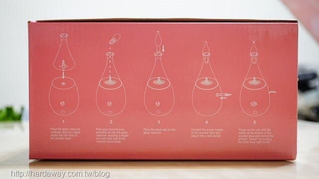 Organic Aromas有機香氛擴香儀