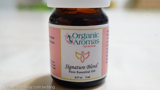 Organic Aromas複方精油