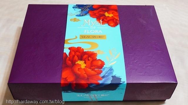 糖村G104紫綻花賞禮盒