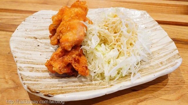 GABA日式飯糰米唐揚雞