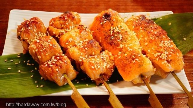 醬燒雞腿肉串