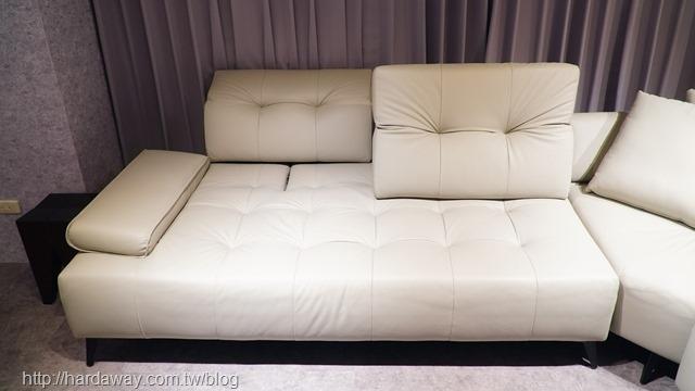 雙功能沙發