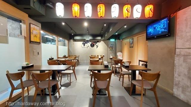 惠比壽燒鳥酒場店內環境