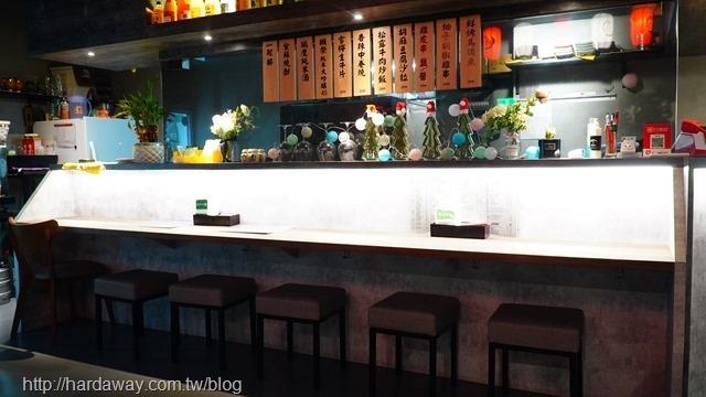 惠比寿燒鳥酒場店內環境