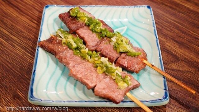 惠比壽燒鳥酒場牛小排串