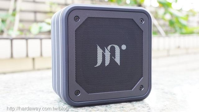 沐音SoundBass X1三維音場重低音防水藍牙喇叭