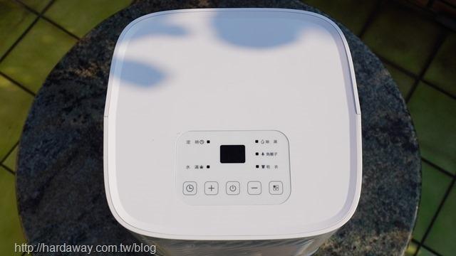 TiDdi DR630控制面板