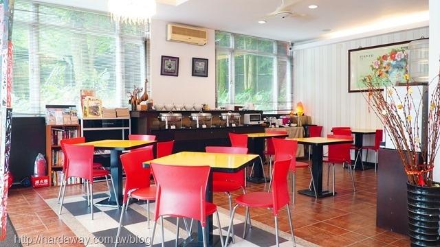 驛站溫泉會館用餐區