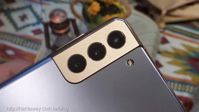 Galaxy S21系列相機