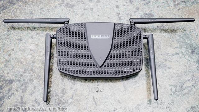 TOTOLINK X5000R AX1800 WiFi 6無線路由器
