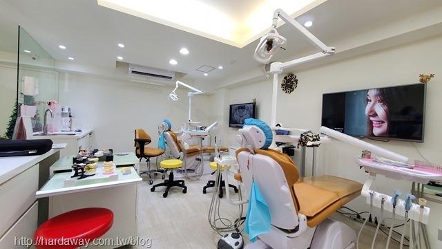 新月牙醫診所環境
