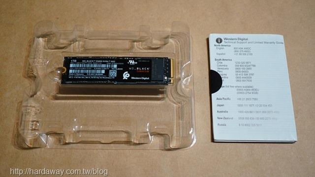 WD BLACK SN850 M.2 NVMe PCIe SSD