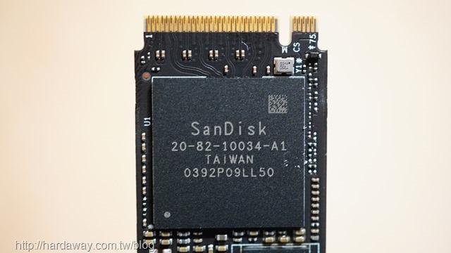 WD第二代主控晶片