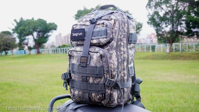 bagrun二代都會玩家軍事風格瞬開後背包