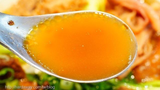 神仙牛肉麵川味湯頭