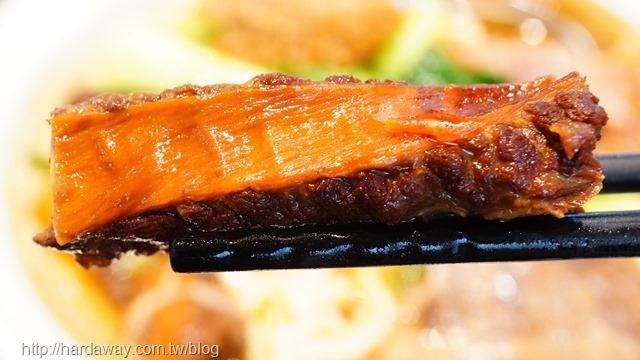 神仙牛肉麵牛腩肉