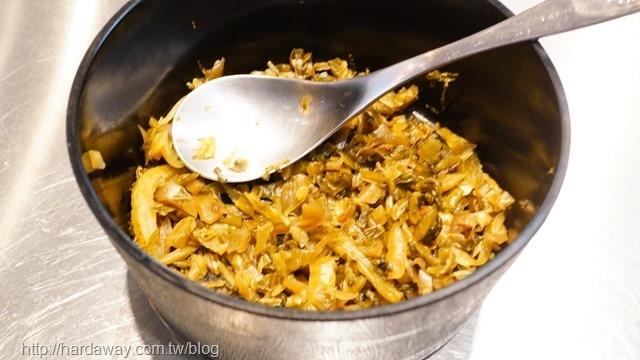 神仙牛肉麵酸菜