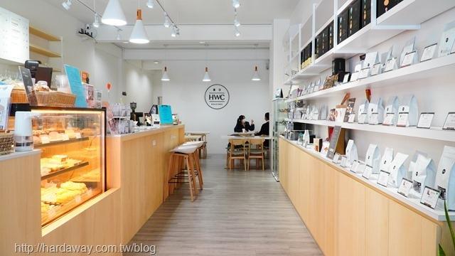 HWC黑沃咖啡南崁中正門市