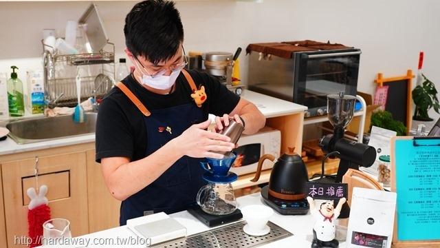 黑沃咖啡手沖咖啡