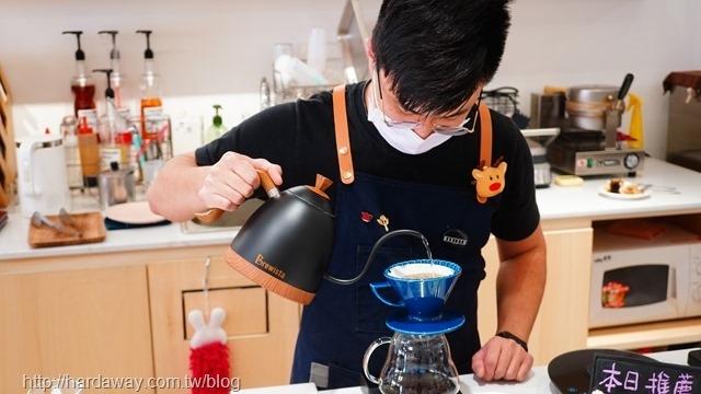 黑沃手沖咖啡