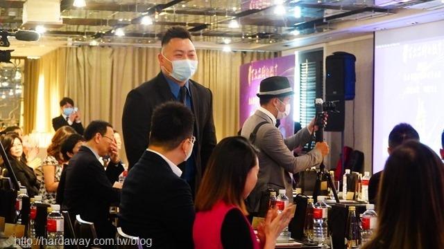 第二屆台灣百大品牌故事暨最具影響力品牌頒奬典禮