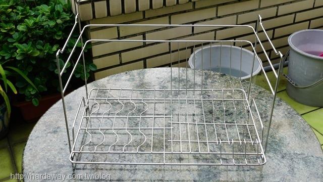 不鏽鋼收納層架